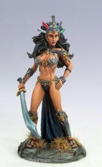 Barbaren-Königin