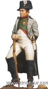 Napoleon I. in Chasseur Uniform