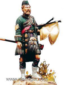 Piper Major, 78th Rosshire Buffs
