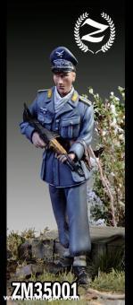 Offizier der Luftwaffe - Italien 1944