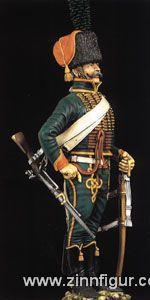 Jäger in Felduniform