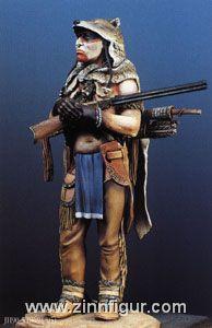 Cheyenne Wolf-Scout