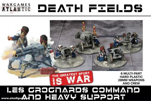 Le Grognards Command & Heavy Support