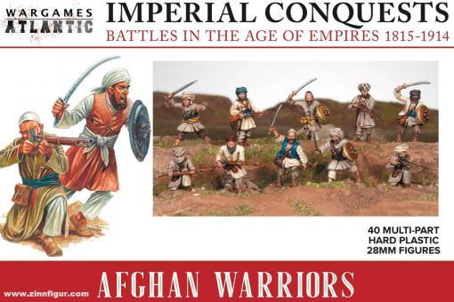 Afghanische Krieger
