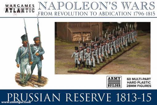 Preußische Reserve 1813-15