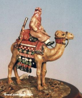 Reiter der Wüstenpolizei (Desert Patrol) - Jordanien 1960