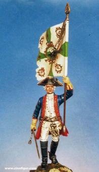 Feldmarschall Kurt Christoph Graf von Schwerin - Schlacht bei Prag 1757