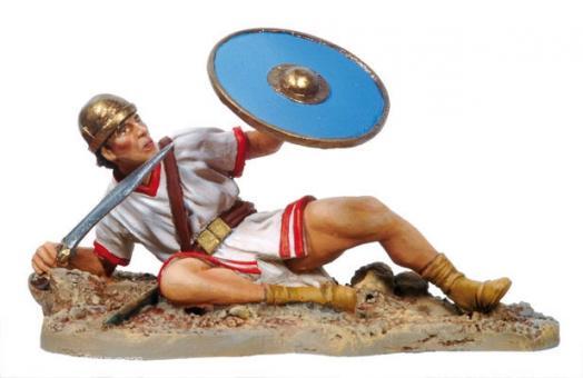Gestürzter Iberischer Schwertkämpfer