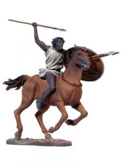 Numidischer Kavallerist