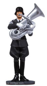 Tuba-Spieler LAH