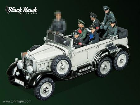 The Fuhrer's Cross-Country Car