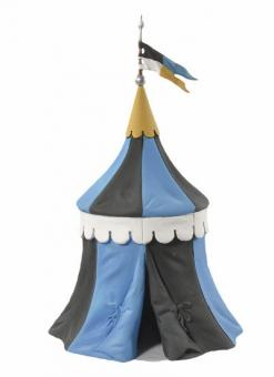 Tent - Black and Blue