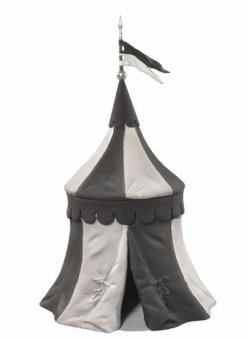 Tent - Black and White