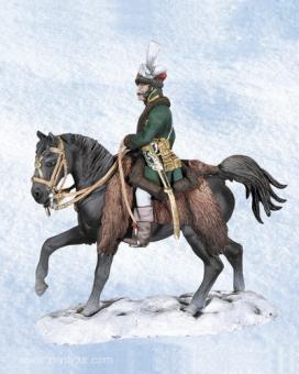 General Murat zu Pferd