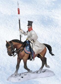 Polnischer Lanzier zu Pferd