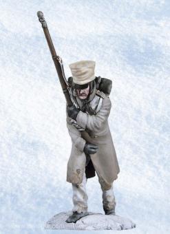 Infanterist (Rückzug)