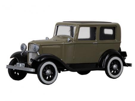 1932 Ford V-8 Grün