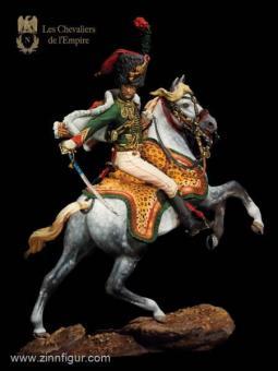 Chasseur-Offizier der Kaisergarde