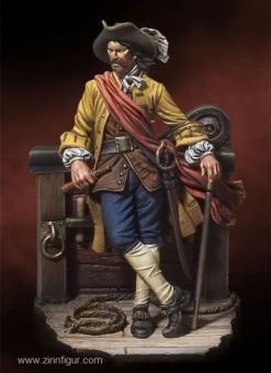 Piraten-Kapitän William Kidd