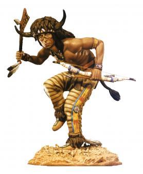 Indianer Büffel-Tänzer