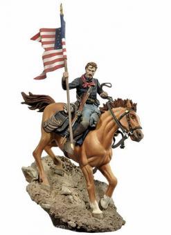 US Kavallerie-Standartenträger 1876