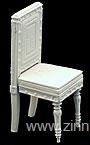 Stuhl im Empire-Stil