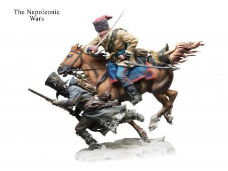 Kosaken-Angriff - 1812