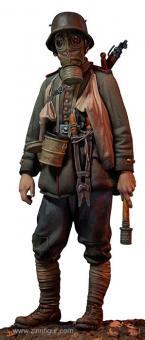 Soldat der Sturmtruppen 1917