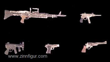 5 Moderne Waffen