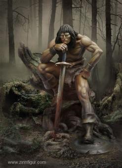 Cimmerian King - Conan the Barbarian