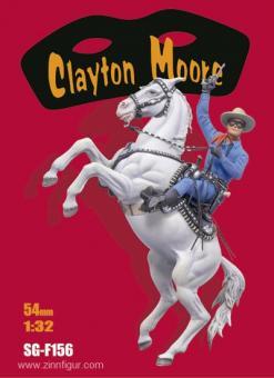 Andrea: Clayton Moore - der maskierte Reiter, 19. Jh.