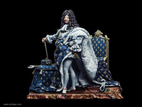 "Ludwig XIV. ""Der Sonnenkönig"" - 1701"