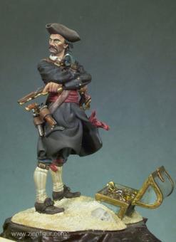 Piraten-Kapitän Kidd
