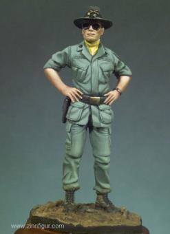 Offizier der US-Luft-Kavallerie