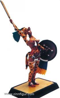 Aztec Jaguar Girl