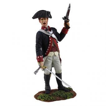 Kontinental Infanterie Offizier