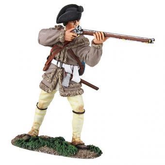 Kolonial-Milizionär - feuernd Nr.1