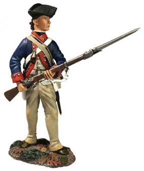 Continental Line Standing Defending No.2 1777-87