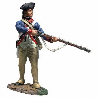 Private - 1st American Regiment - Continental Army - 1779-87