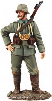 Deutscher Infanterist - 1916-18