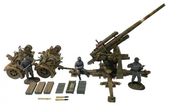 Deutsche 88 mm Flak36 - Limitierte Edition