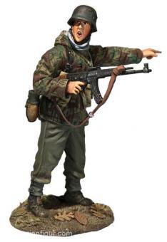 Grenadier in Parka mit MP44 - 1944-45