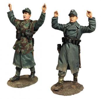 Sich ergebende Volksgrenadiere