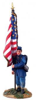 Infanterie-Fahnenträger