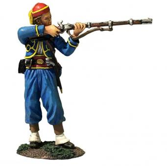 Union Infantry NY Zouave Standing Firing No 1