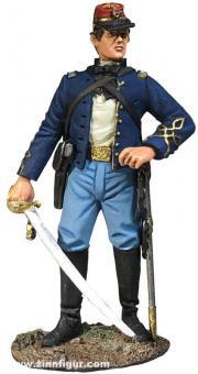 Union Infantry 146th NY Zouave Officer No. 1