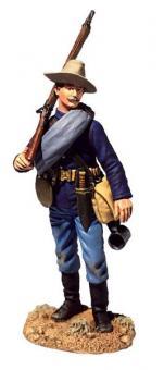 US Infanterist - um 1880