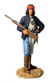 US Army Apache Scout - um 1880