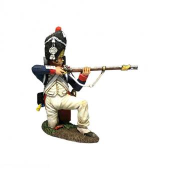 French Old Guard 1st Rank Standing Firing