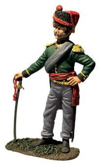 Nassau Grenadier Officer No.1, 1815